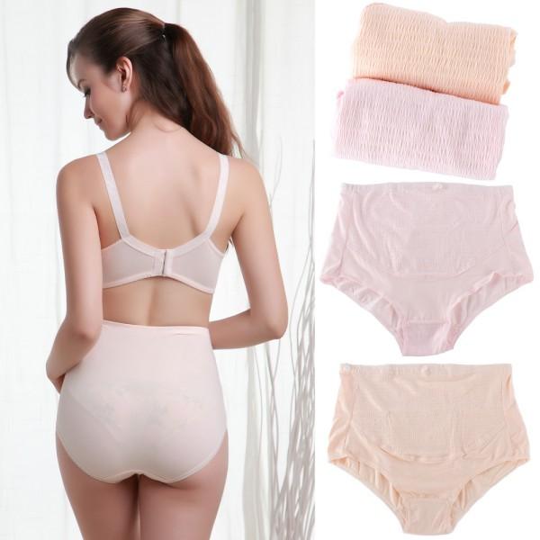 Pregnant Women Knicker Maternity Underwear Tummy Over Bump Support Panties UK