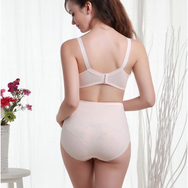 Pregnant Women Knicker Maternity Underwear Tummy Over Bump Support Panties UK 7